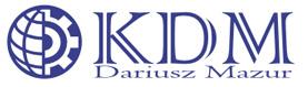 KDM logo