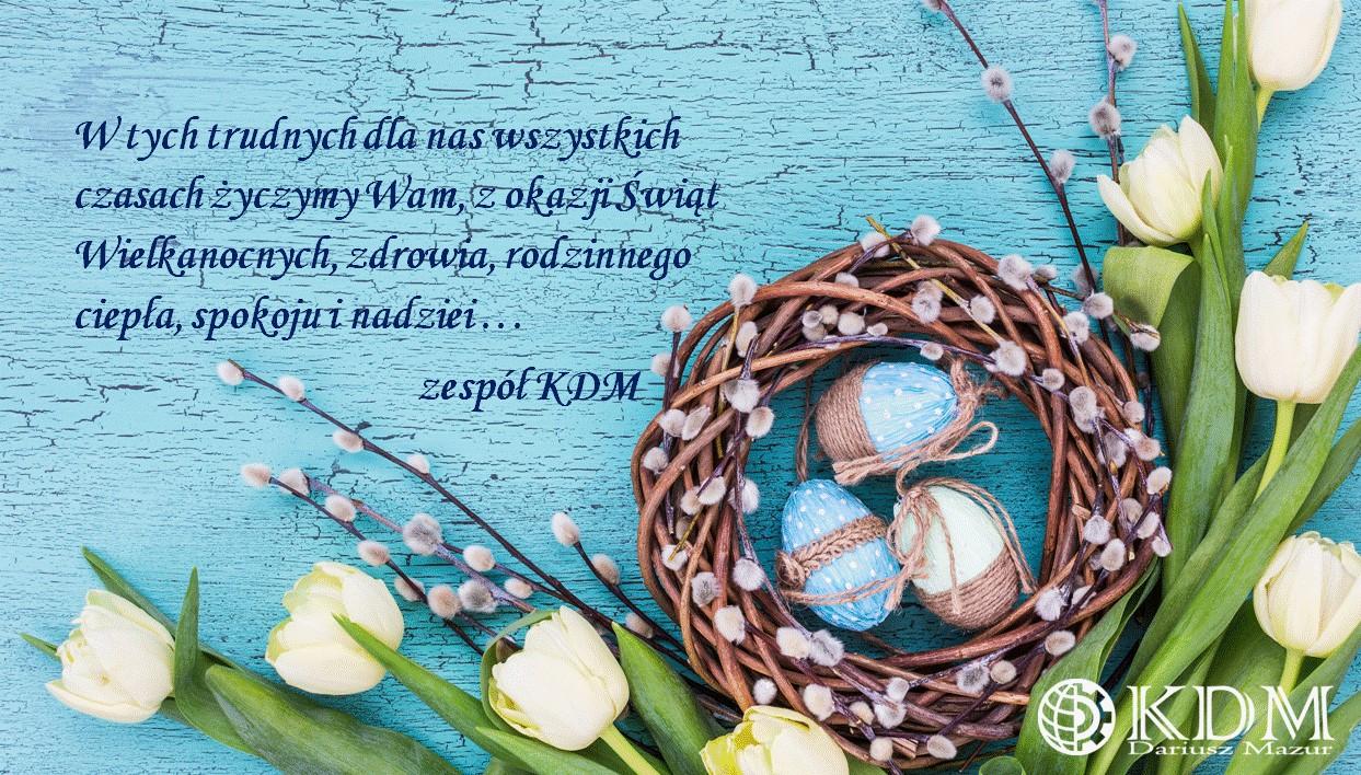 Życzenia Wielkanoc 2020